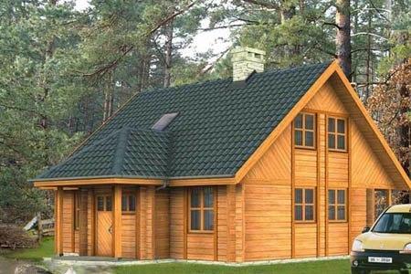 дома на основе деревянного каркаса г.Копейск