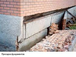 Восстановление фундамента г.Копейск